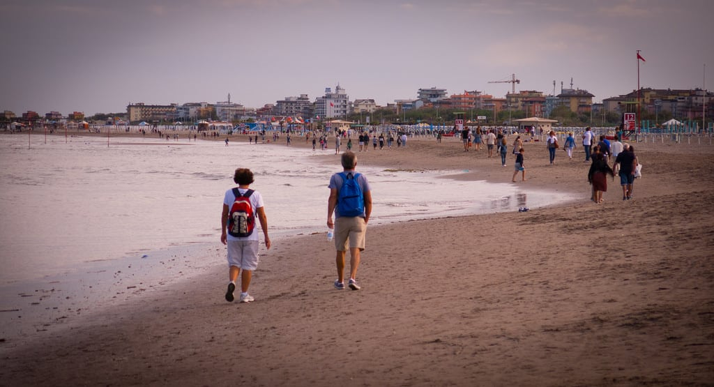 Obrázek Bahia Del Sole/Castello Bianco Sandy beach. chioggia italia italien italy parents veneto it