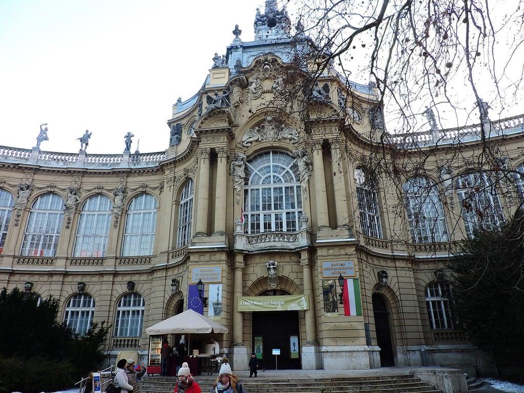Imagen de Castillo Vajdahunyad. budapest ブダペスト βουδαπέστη building façade facade