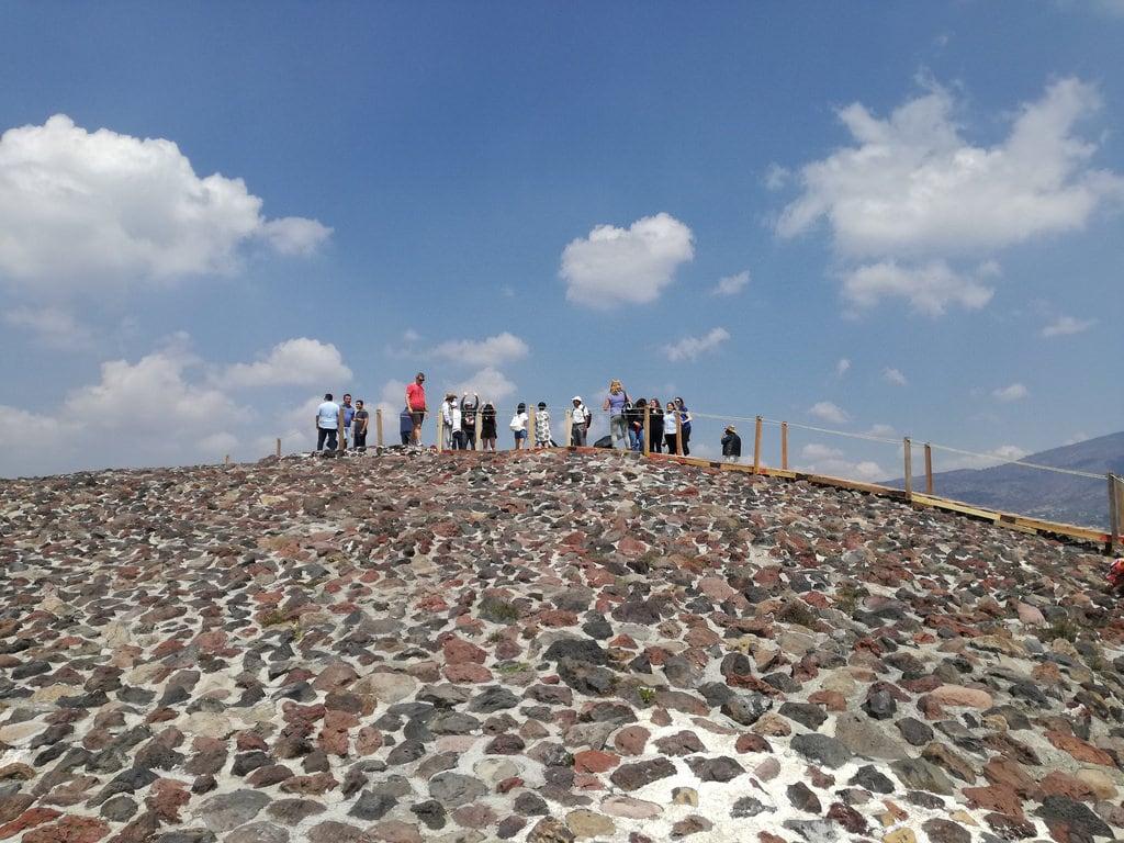תמונה של Teotihuacán ליד Ampliación San Francisco. mexico