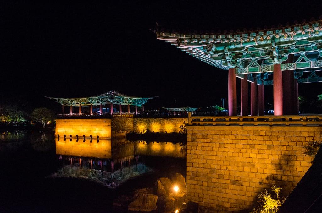 Зображення AnApJi. 雁鴨池 アナプチ 慶州 gyeongju gyeongsangbukdo 大韓民国 kr 韓国 korea