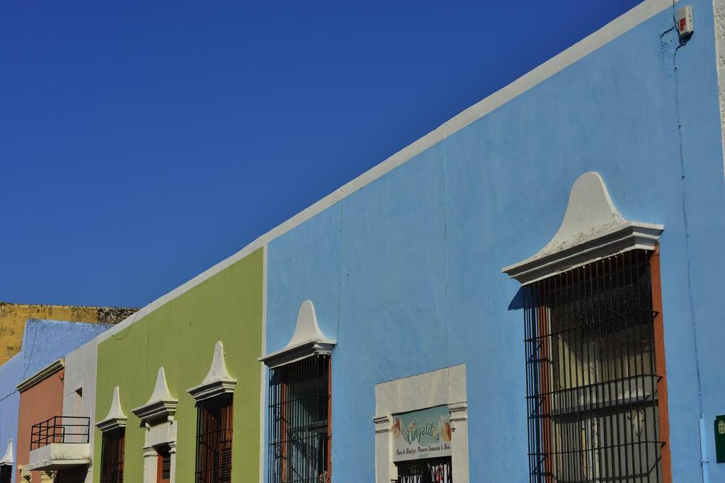 Imagine de Campeche.