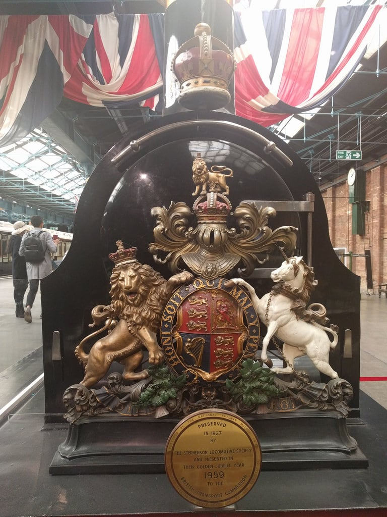 Bild von Queen Victoria.
