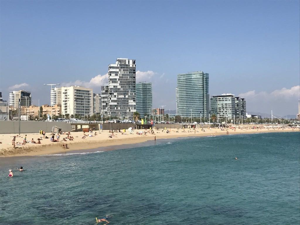Image of Platja de la Nova Mar Bella.
