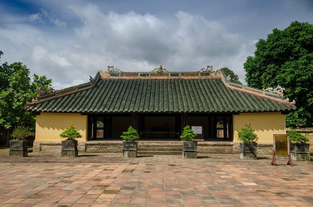 Imagine de Tomb of Minh Mang. 2017 hue sungantemple temple tombofminhmang unescoworldheritage vietnam thịxãhươngtrà thừathiênhuế vn