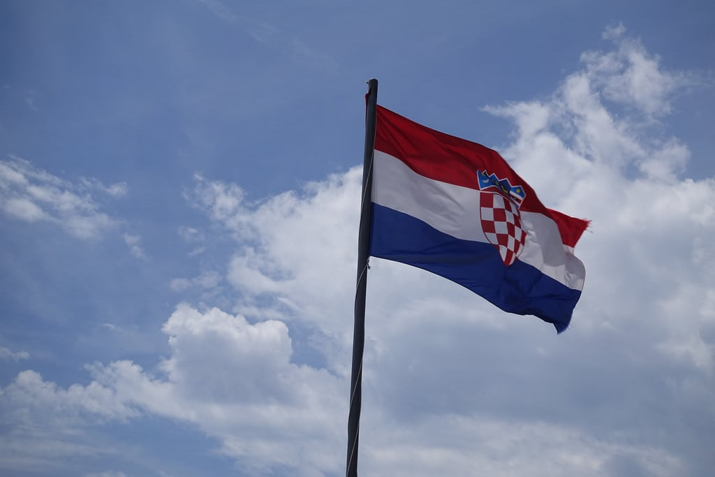 Image of Tower Minčeta. croatia dubrovnik citywalls minčetatower