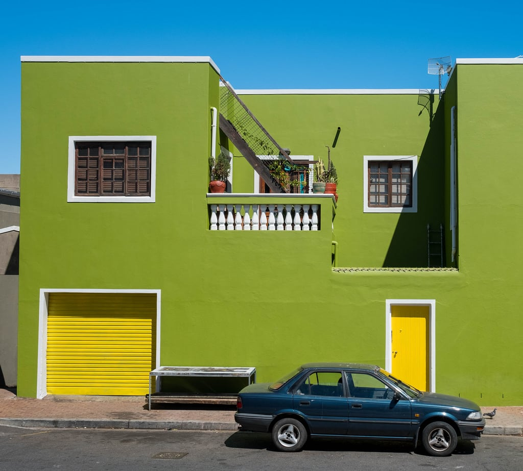 Kuva Bo-Kaap. cape town capetown southafrica south africa city bo kaap colour green