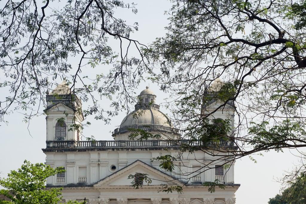 Billede af Old Goa. india oldgoa winter sonyilce6000 sonyepz1650mmf3556oss goa church