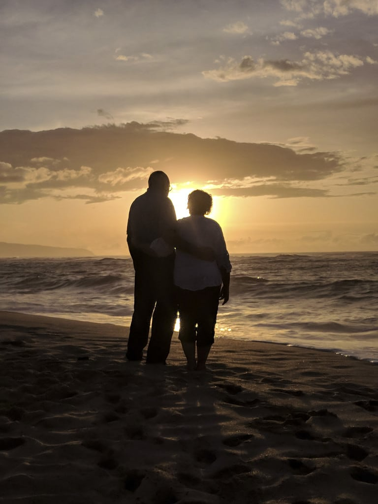 Bilde av Sunset Beach Park Stranden med en lengde på 4737 meter.