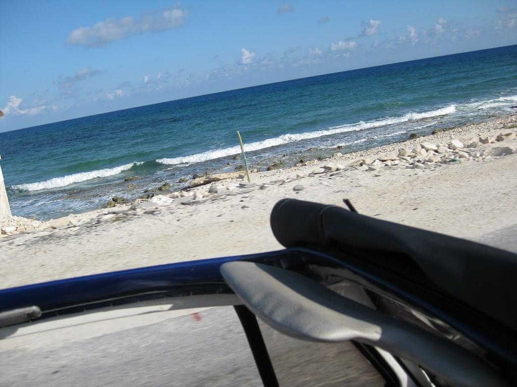 תמונה של Mezcalitos Oriente Beach. cozumel