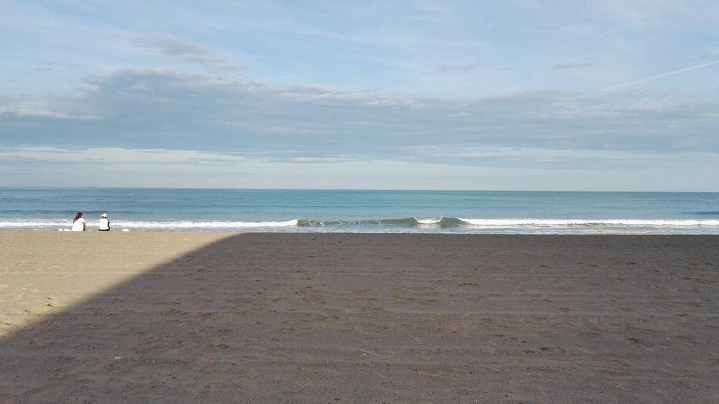 Image of Platja de Puçol / Playa de Puzol Beach with a length of 437 meters.