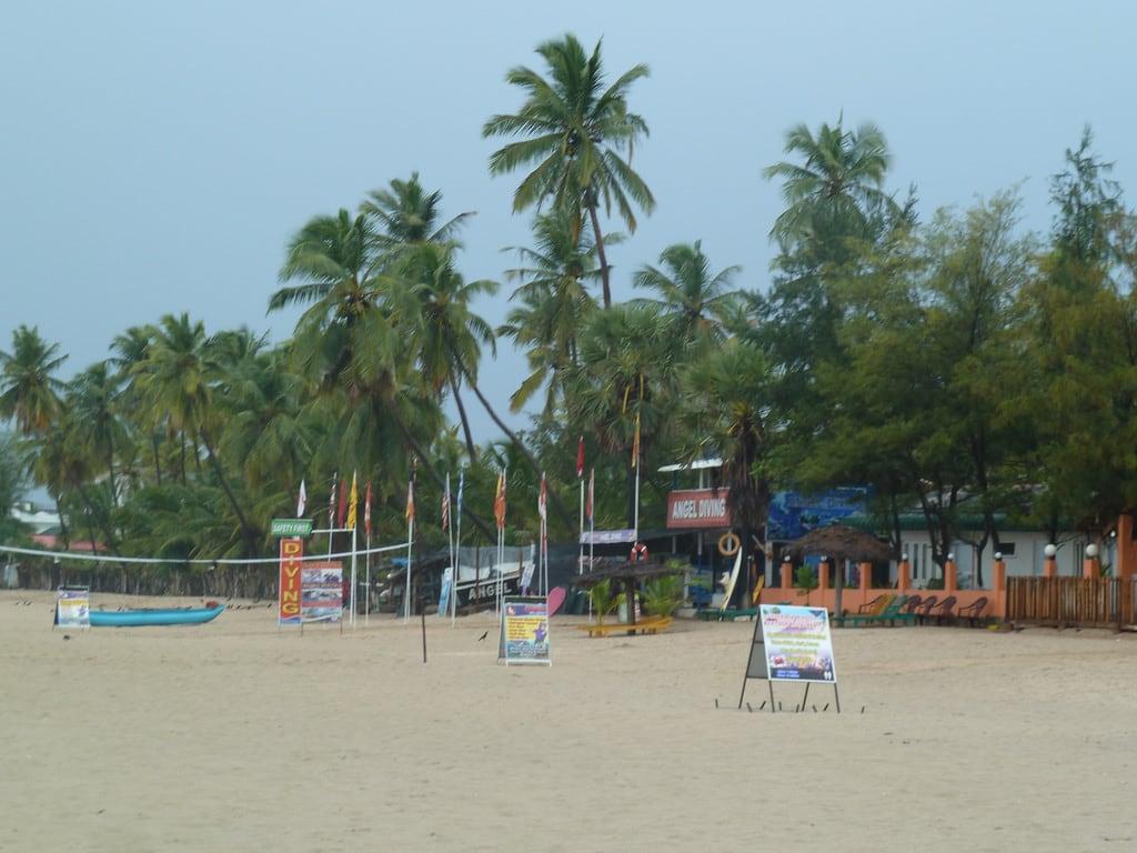 Image of Uppuveli Beach. srilanka trinquemalay trincomalee océanindien