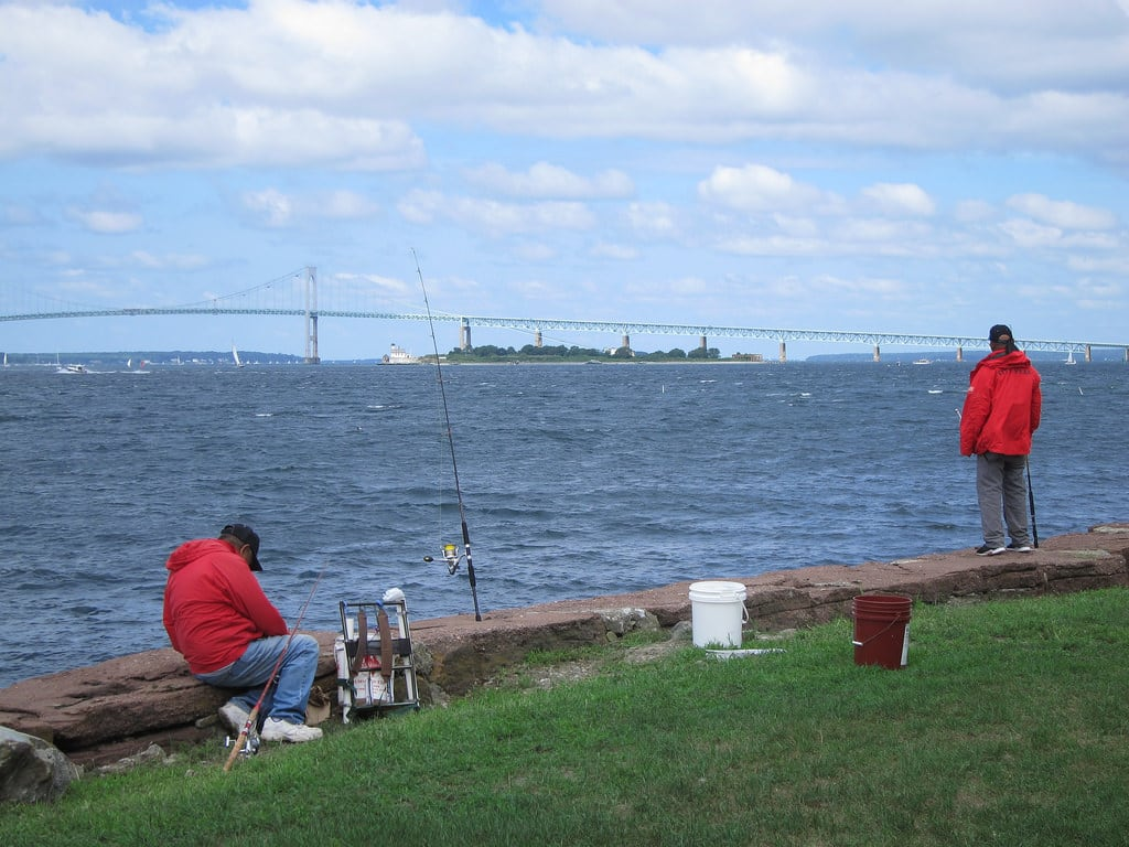 Fort Adams की छवि. rhodeisland newport fortadams