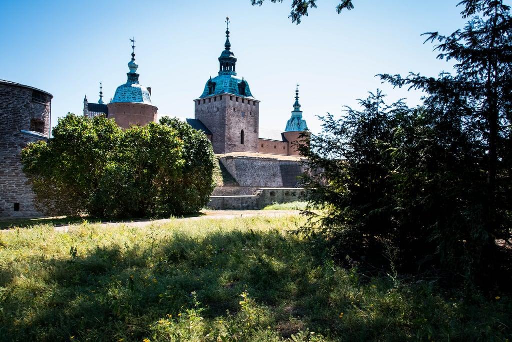 Image of Kalmar slott. slott castle kalmarslott outdoor kalmar kalmarcastle sweden småland kalmarlän sverige se