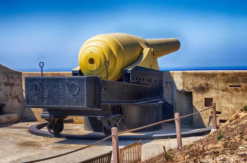 Immagine di Fort Rinella.