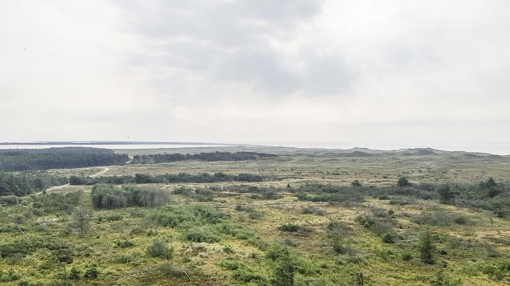 Image of Lodbjerg fyr. dänemark leuchtfeuer lodbjergfyr radtour urlaub vestervig regionnordjylland dk
