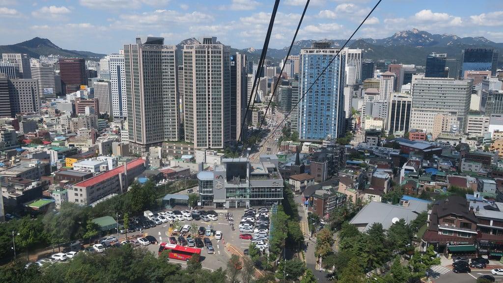 Εικόνα από Namsan Park. seoul korea