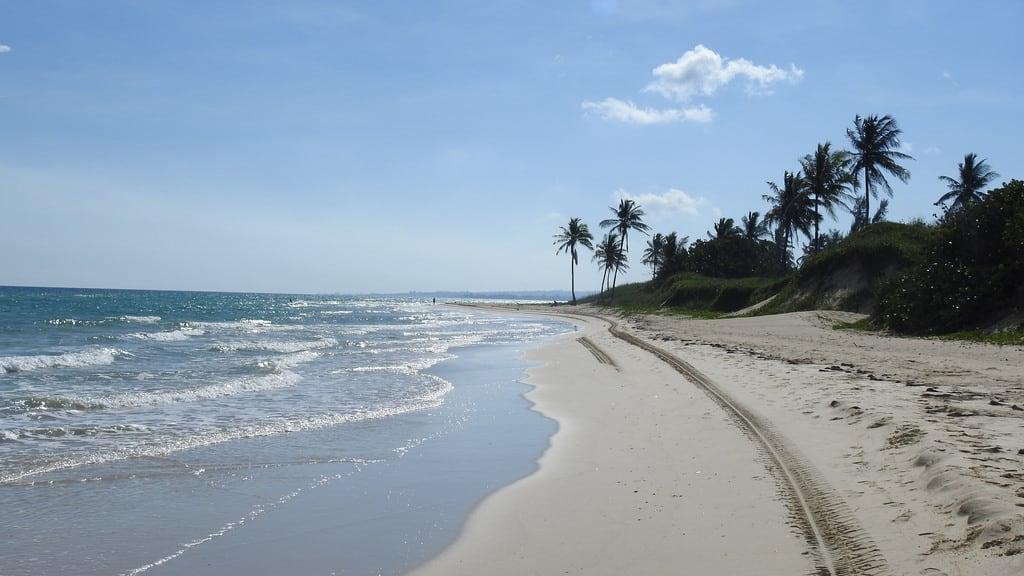 Immagine di Playa Santa María.