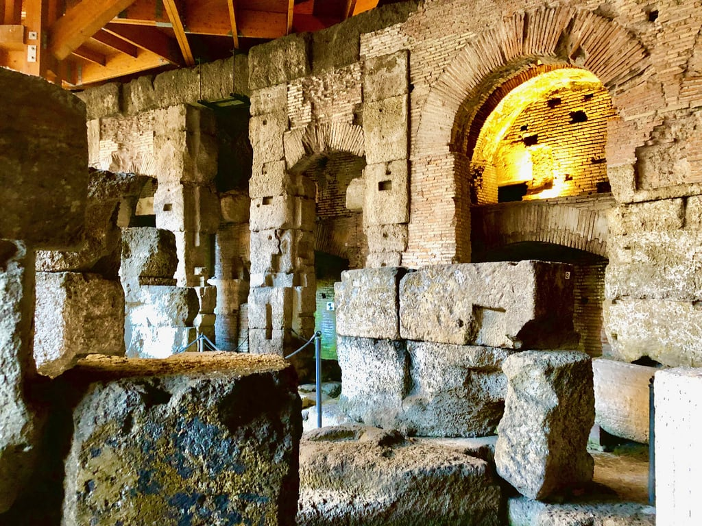 Bild av Colosseum.