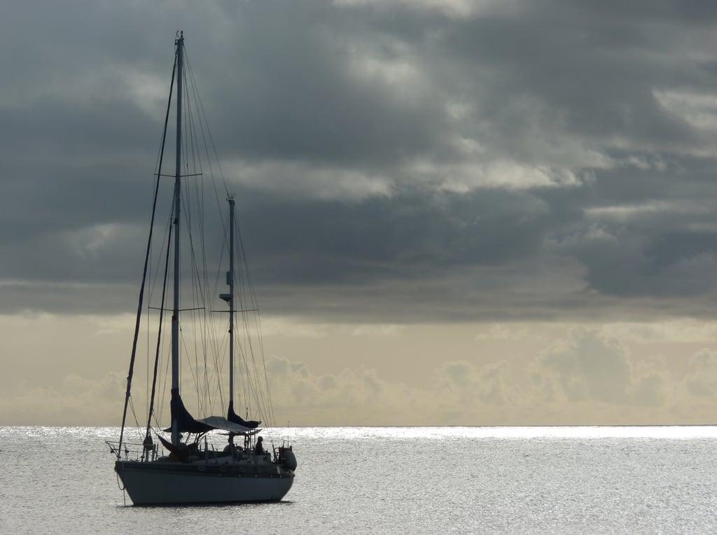Mount Irvine Bay Beach 的形象. yacht tobago trinidadandtobago mtirvinebeach