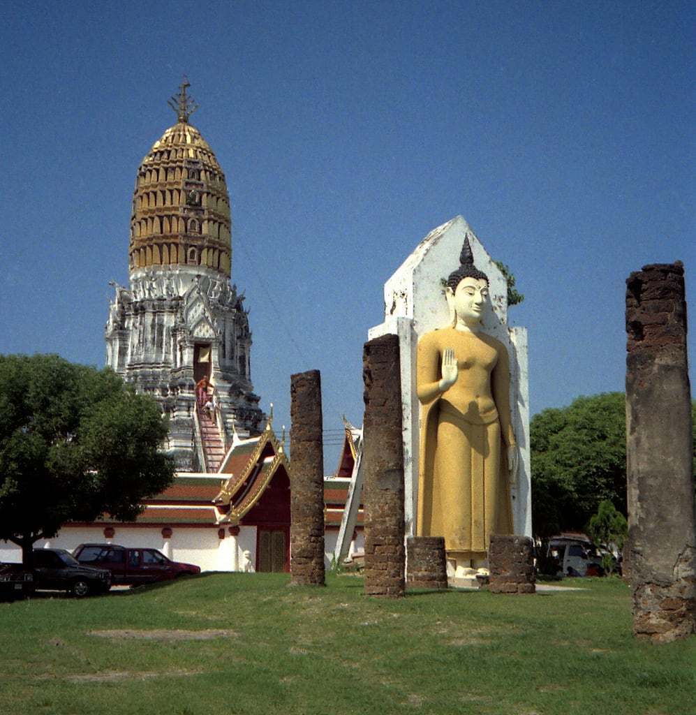 Image of Wat Phra Si Rattana Mahathat.