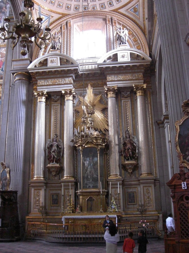 Imagem de Catedral Basílica de Puebla. america mexico cathedral northamerica puebla catedralbasilicadepuebla