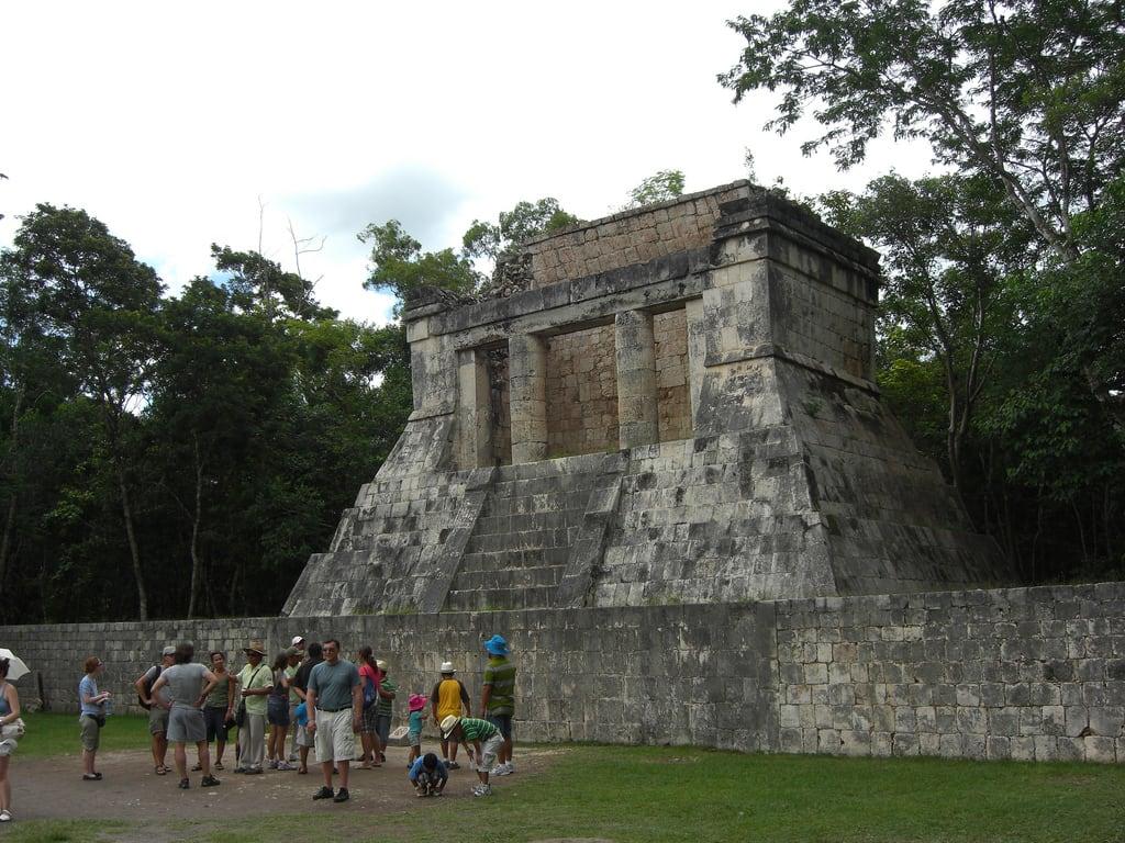 תמונה של Juego de Pelota. america mexico chichenitza northamerica