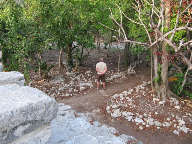 Bilde av Maya ruins. mexico playadelcarmen mayanruins ruinas mayas quintanaroo playacar xamanha