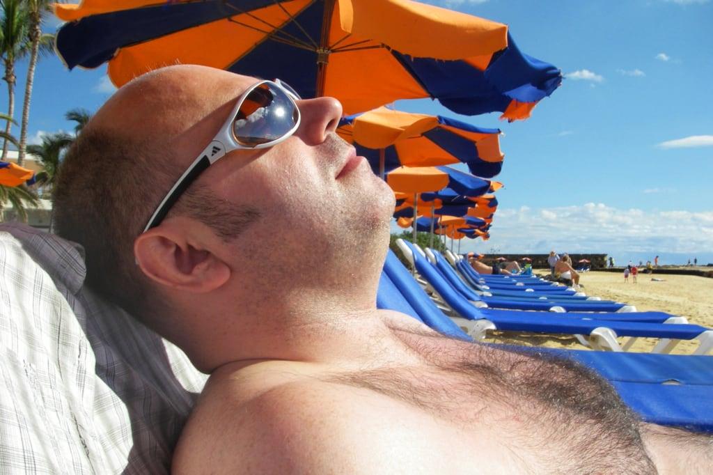 Afbeelding van Playa de los Charcos. sea beach lanzarote sunbathing costateguise