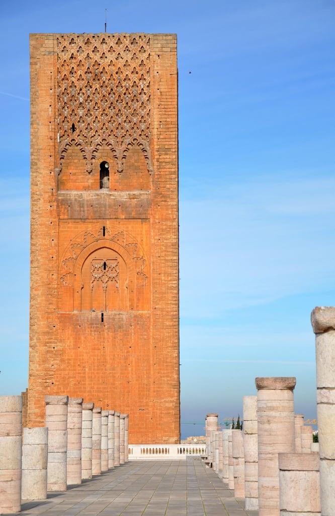 Hình ảnh của Hassan Tower gần Hassan.