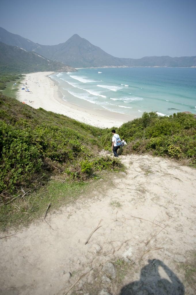 תמונה של Tai Wan 大灣 Tai Wan. leica landscape countryside nikon hiking leica35mmemalritr