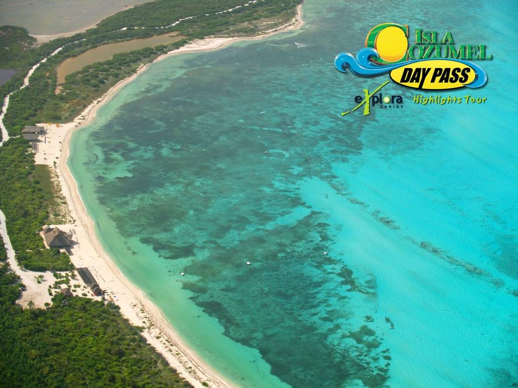 תמונה של La Playa mas Hermosa. ferry cozumel islacozumel thingtodoinplayadelcarmen cozumelfromplayadelcarmen toursincozumel