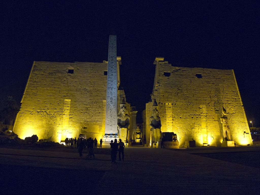 Image de Temple of Luxor.