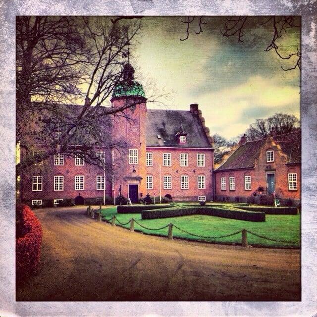 Image of Ulriksholm.