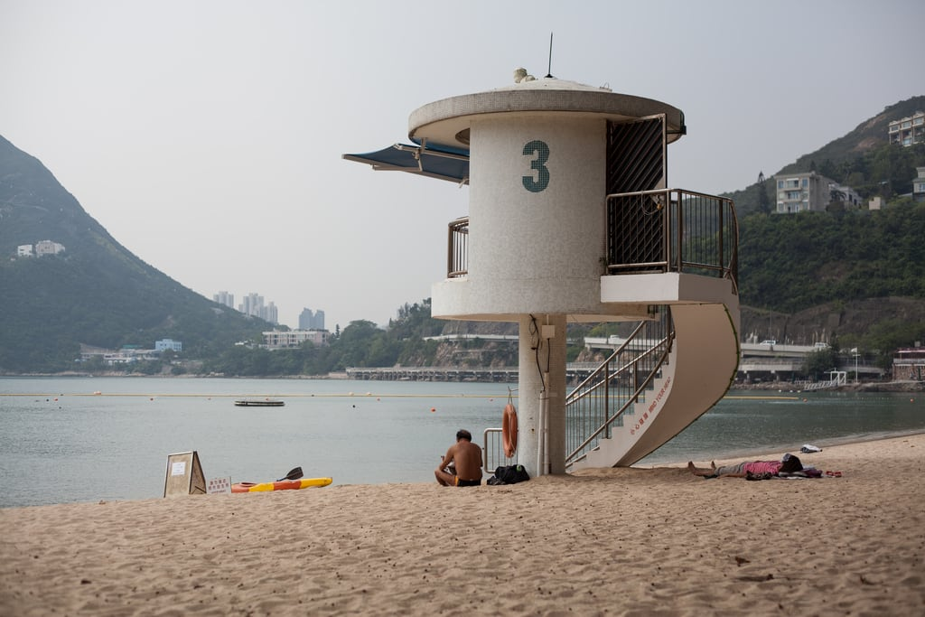 Deep Water Bay Beach 的形象. 3 beach hongkong 香港 deepwaterbay 深水灣