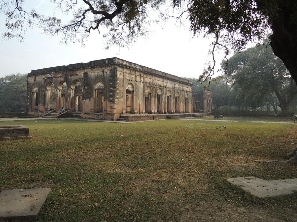Billede af Residency. city up residency lucknow pradesh uttar awadh