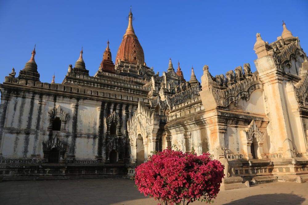Imagen de Ananda Pahto Temple. myanmar bagan