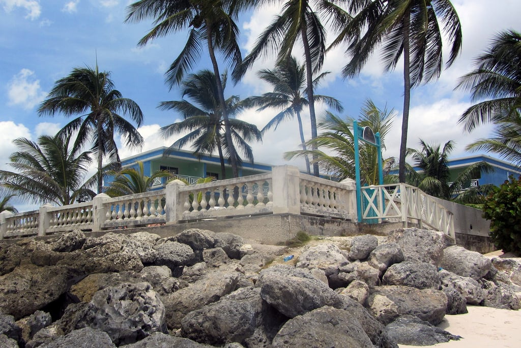Bild av Turtle Beach. travel vacation beach barbados caribbean dover