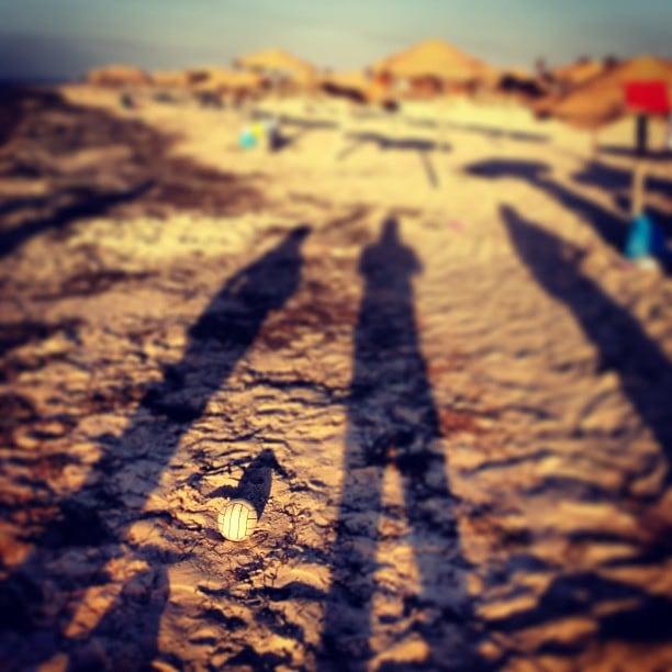Obrázek Pláž s délkou 3644 metrů. square squareformat iphoneography instagramapp xproii uploaded:by=instagram foursquare:venue=4f804b34e4b042dc2099984e