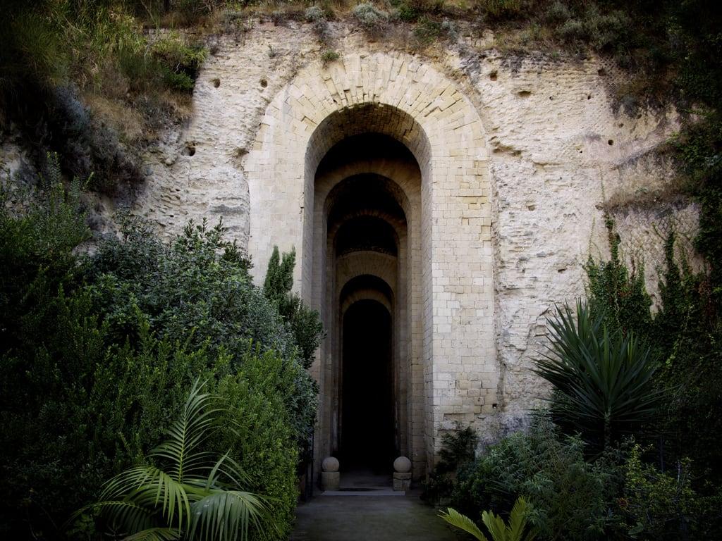 Изображение Grotta di Seiano. napoli naples grotta tufo posillipo coroglio seiano traforo