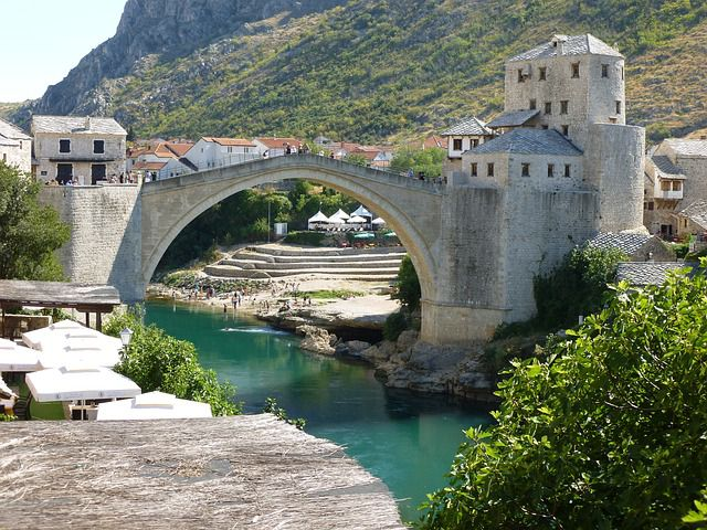 Best places to visit in Bosnia ja Hertsegovina