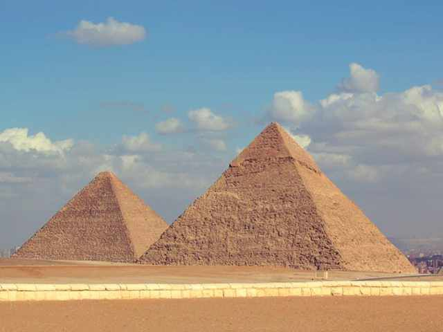 Best places to visit in Egypten