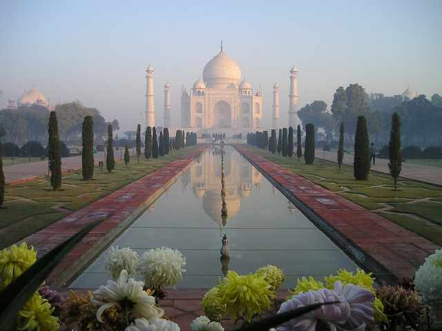 Best places to visit in Indien