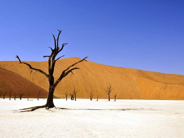 Best places to visit in Namibie