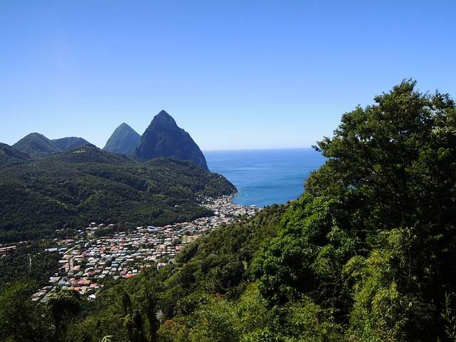 Best places to visit in  Saint Lucia
