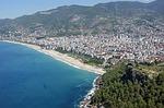 Zdjęcie:   Turcja  Riwiera Turecka  Alanya  (alanya, turcja, panorama)
