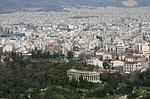 Zdjęcie:   Kalambaka  Delfy  Ateny  Epidaurus  Nafplion  Mykeny  Kanał Koryncki  Termopile  Saloniki  (ateny, grecja, temple)