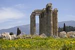 Zdjęcie:   Kalambaka  Delfy  Ateny  Epidaurus  Nafplion  Mykeny  Kanał Koryncki  Termopile  Saloniki  (ateny, temple, kolumny)