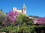 Zdjęcie:   Hiszpania  Baleary  Majorka  Cales de Mallorca  (kościół, budynku, architektura)