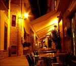 Zdjęcie:   Hiszpania  Baleary  Majorka  Cales de Mallorca  (lokalny, restauracja, zajazd)