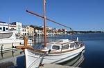 Zdjęcie:   Hiszpania  Baleary  Majorka  Cales de Mallorca  (statek, majorka, portocolom)